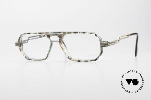 Cazal 651 Original 90er Vintage Brille Details