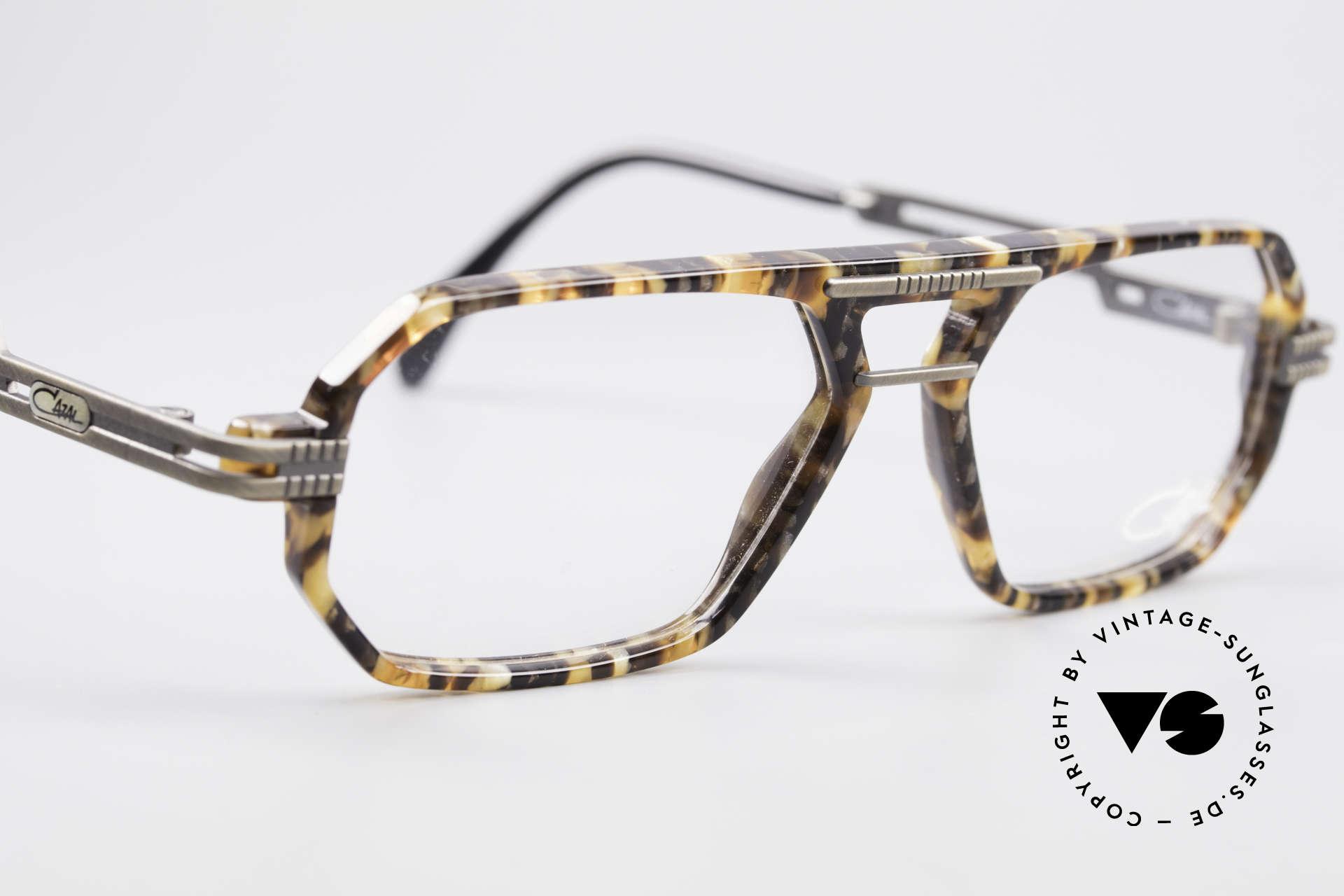 Cazal 651 Rare Vintage Brillenfassung, KEINE Retrobrille, sondern ein 20 J. altes Original, Passend für Herren