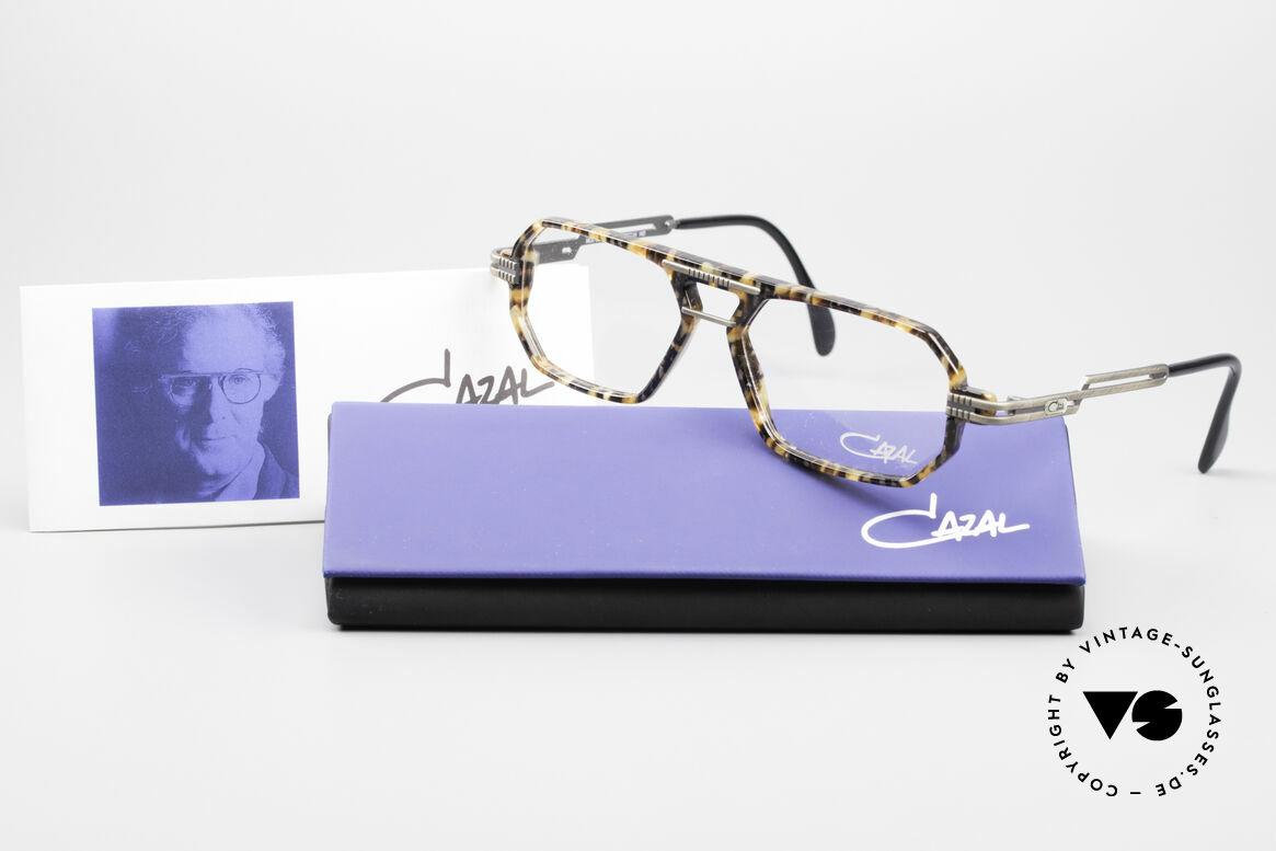 Cazal 651 Rare Vintage Brillenfassung, Größe: medium, Passend für Herren