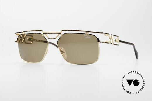Cazal 973 90er Sonnenbrille Damen Herren Details