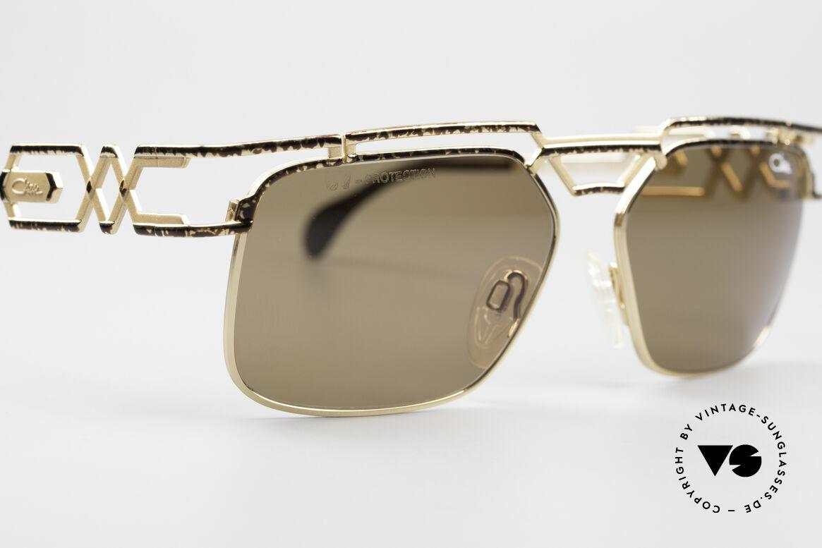 Cazal 973 90er Sonnenbrille Damen Herren, ungetragen (wie alle unsere CAZAL vintage Brillen), Passend für Herren und Damen