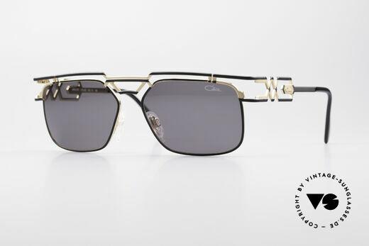 Cazal 973 90er Sonnenbrille Herren Damen Details
