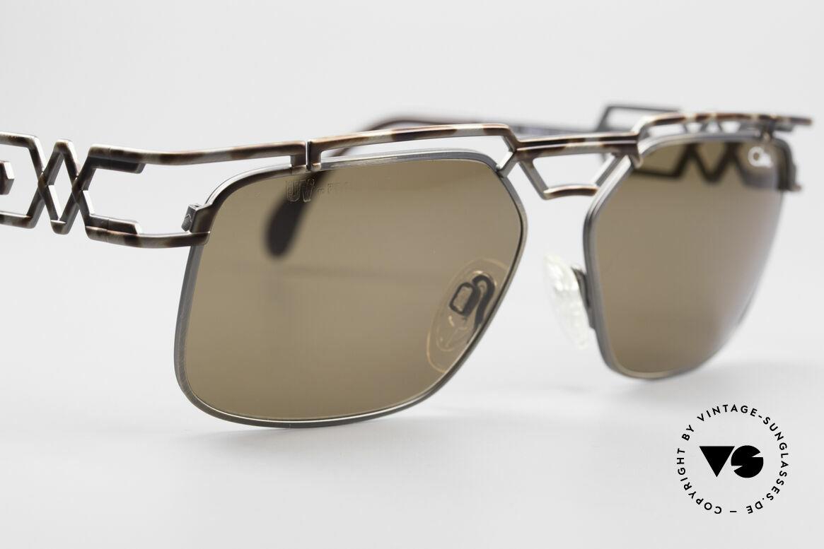 Cazal 973 90er Qualität Sonnenbrille, ungetragen (wie alle unsere CAZAL vintage Brillen), Passend für Herren und Damen