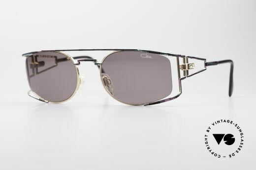 Cazal 967 90er Markensonnenbrille Details