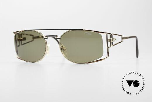 Cazal 967 Rare 90er Markensonnenbrille Details