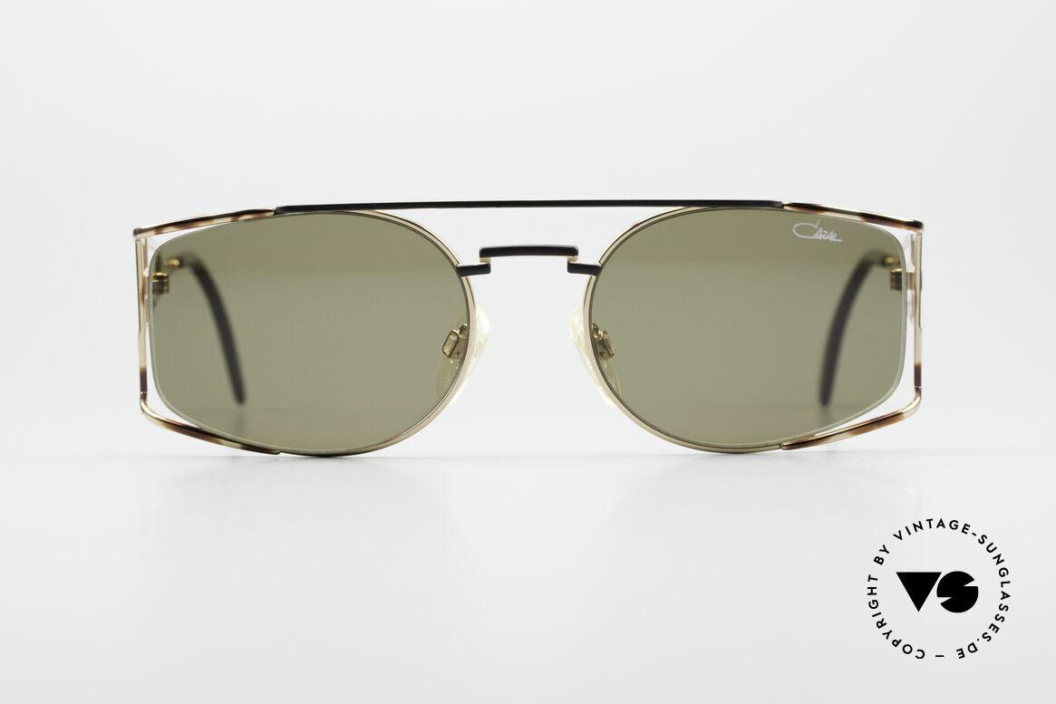 Cazal 967 Rare 90er Markensonnenbrille, tolle Passform und Gewichtsverteilung (Top-Qualität), Passend für Herren und Damen
