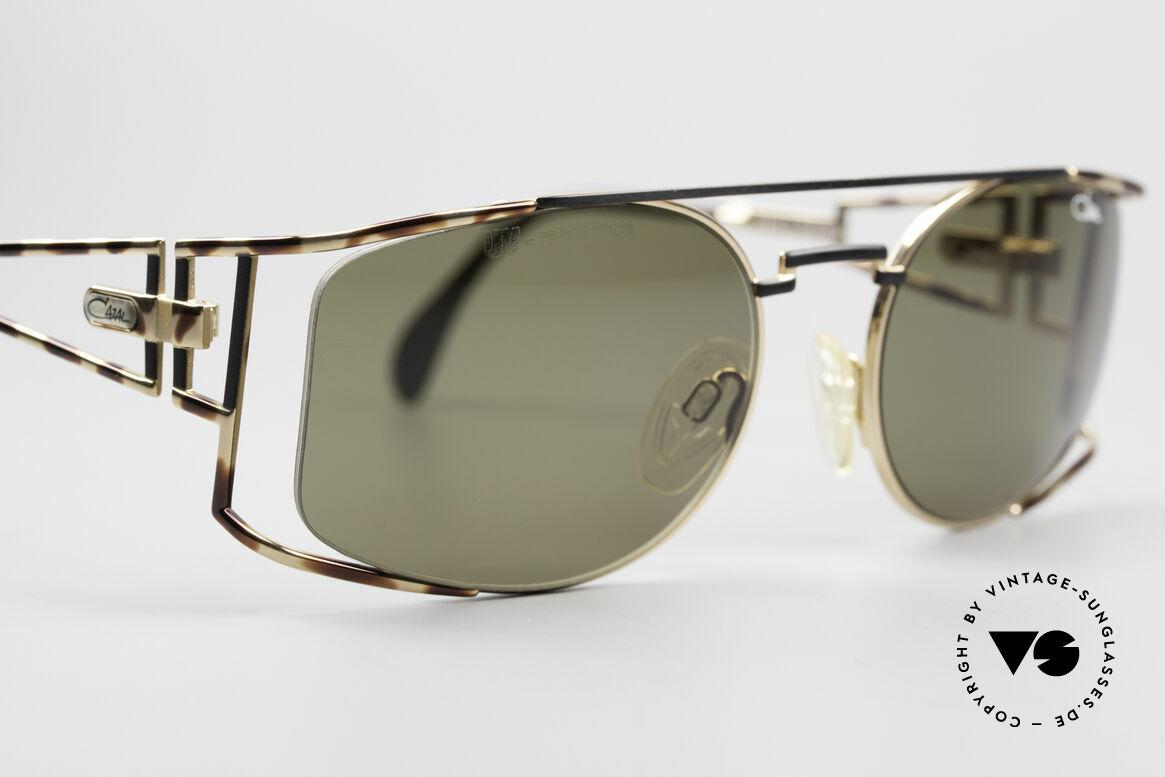 Cazal 967 Rare 90er Markensonnenbrille, ungetragen (wie alle unsere orig. Cazal Sonnenbrillen), Passend für Herren und Damen