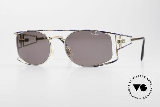 Cazal 967 Vintage Markensonnenbrille Details