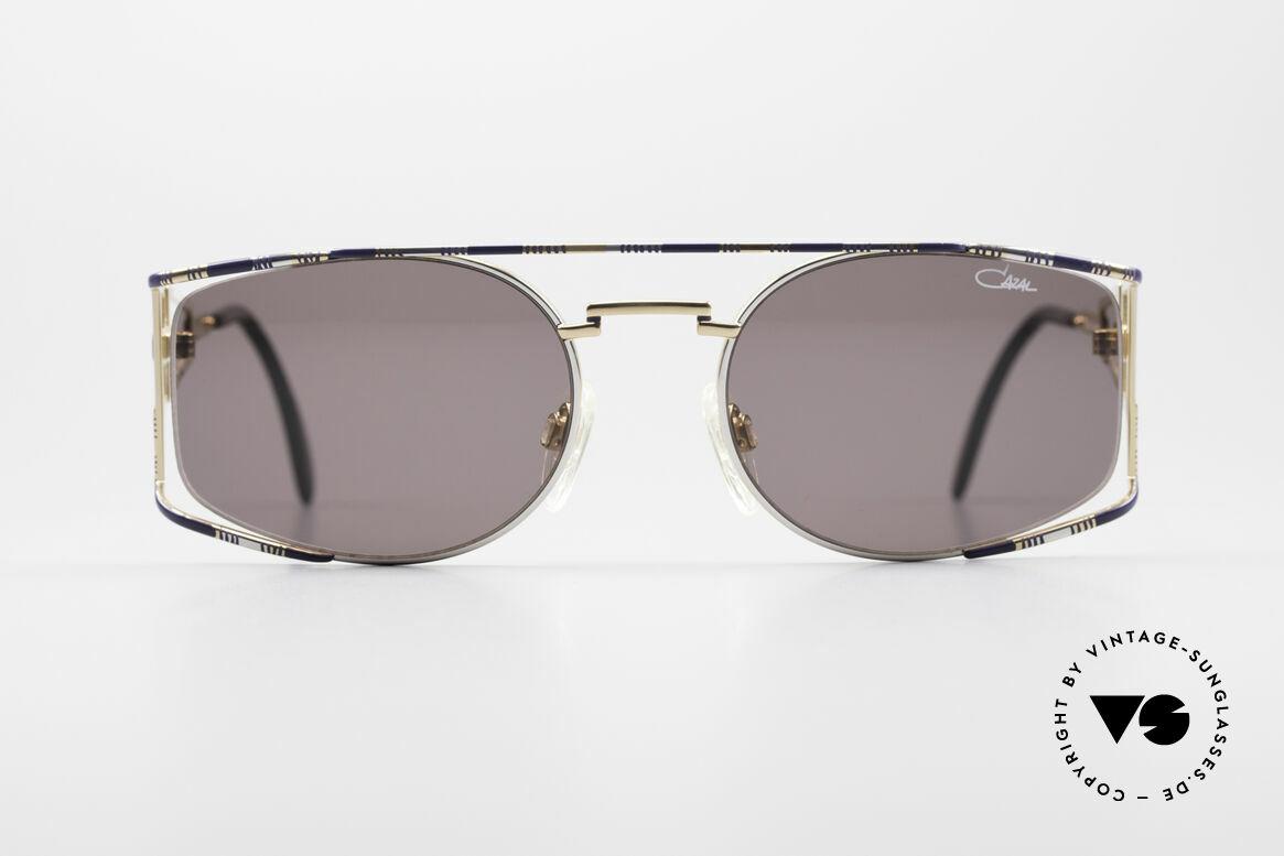 Cazal 967 Vintage Markensonnenbrille, tolle Passform und Gewichtsverteilung (Top-Qualität), Passend für Herren und Damen