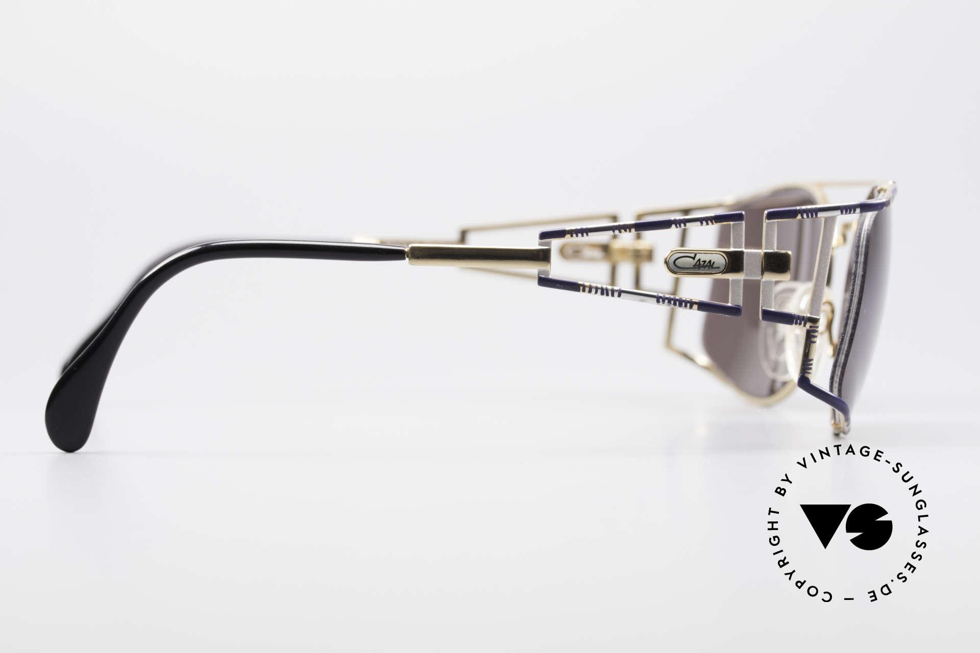Cazal 967 Vintage Markensonnenbrille, KEINE Retrobrille; ein altes 90er Original + DIOR Etui, Passend für Herren und Damen