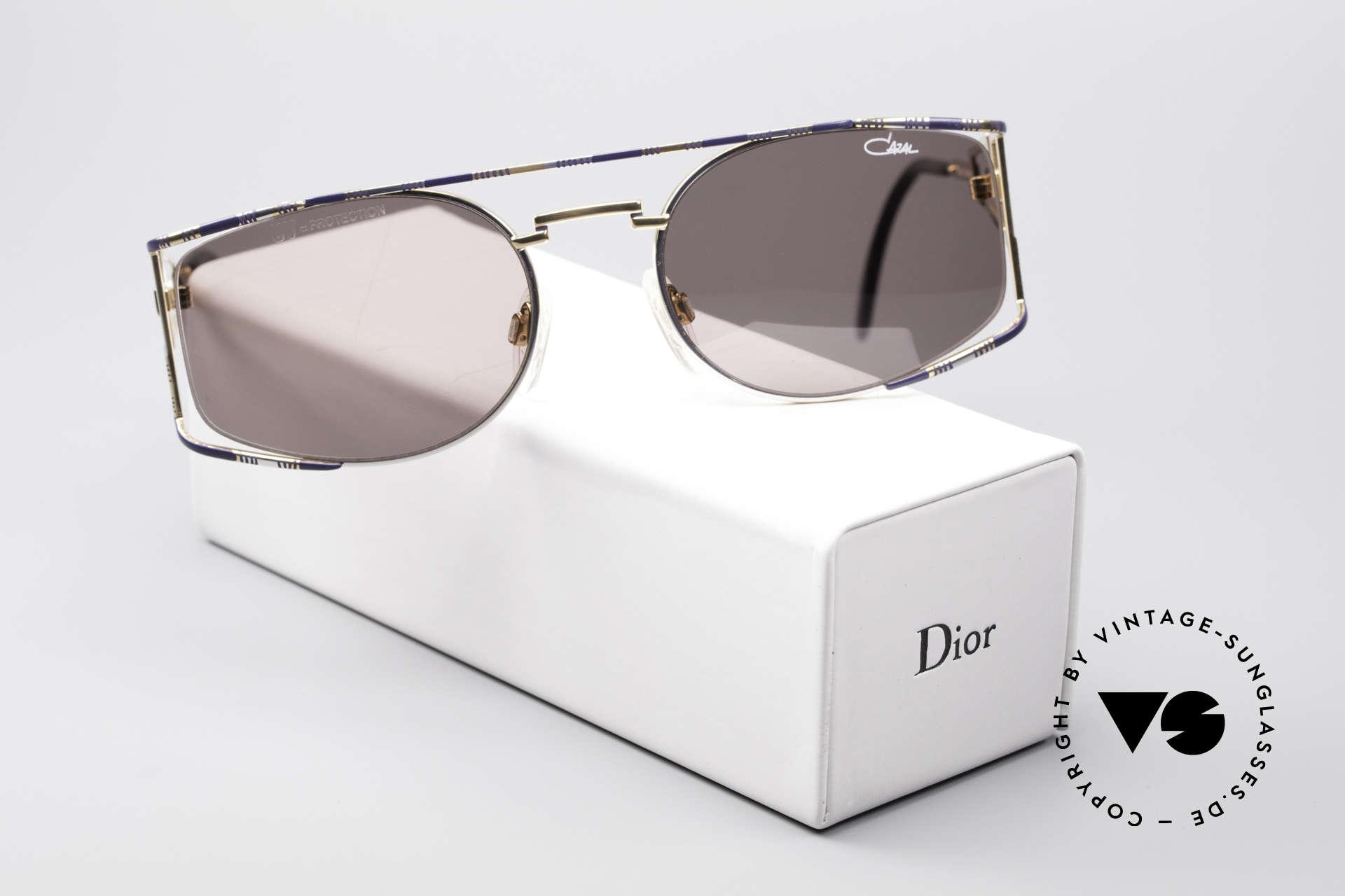 Cazal 967 Vintage Markensonnenbrille, Größe: medium, Passend für Herren und Damen