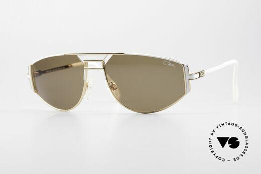 Cazal 964 Echte Vintage Sonnenbrille Details