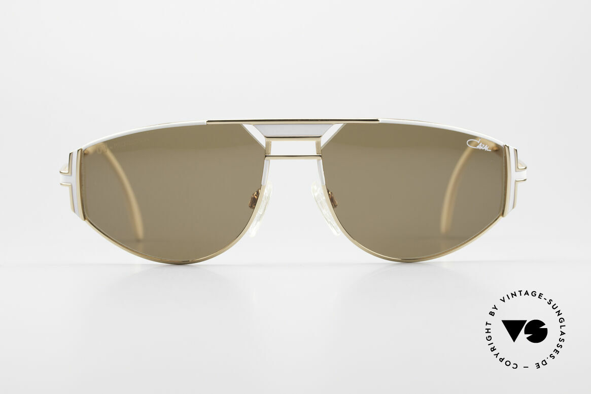 Cazal 964 Echte Vintage Sonnenbrille, Top-Qualität (made in Germany); 100% UV Protection, Passend für Herren und Damen