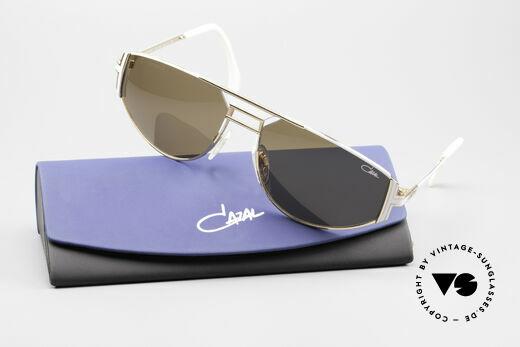 Cazal 964 Echte Vintage Sonnenbrille, KEINE RETROmode; eine über 20 Jahre alte RARITÄT, Passend für Herren und Damen