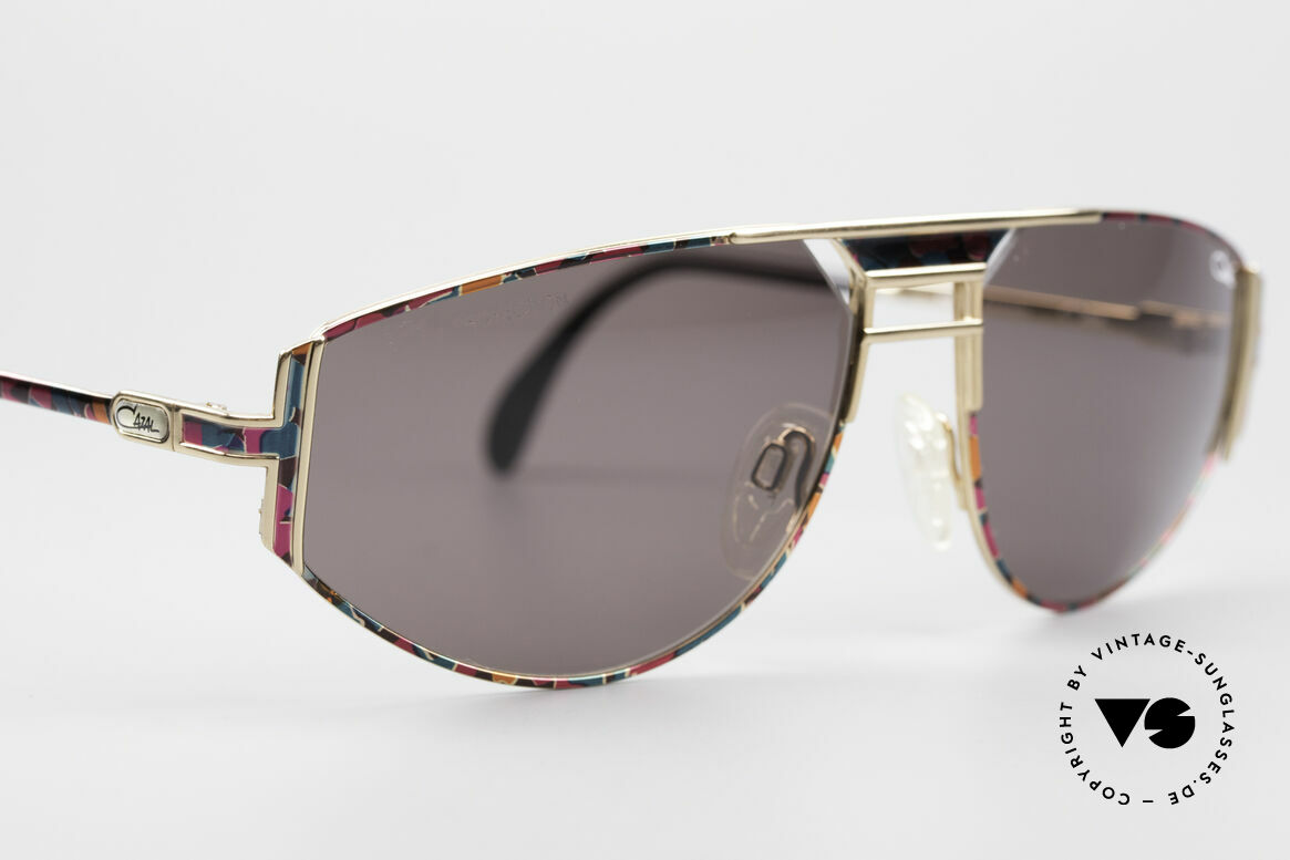 Cazal 964 Echt 90er No Retro Brille