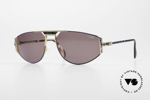 Cazal 964 True Vintage 90er Sonnenbrille Details