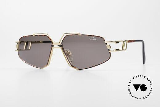 Cazal 961 Designer Vintage Sonnenbrille Details