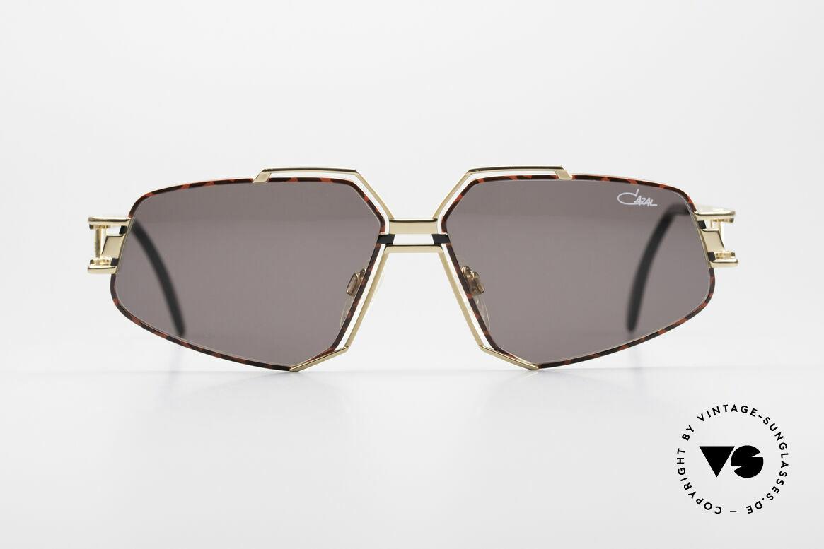 Cazal 961 Designer Vintage Sonnenbrille, großartiges Design von CAri ZALloni (Mr. CAZAL), Passend für Herren und Damen