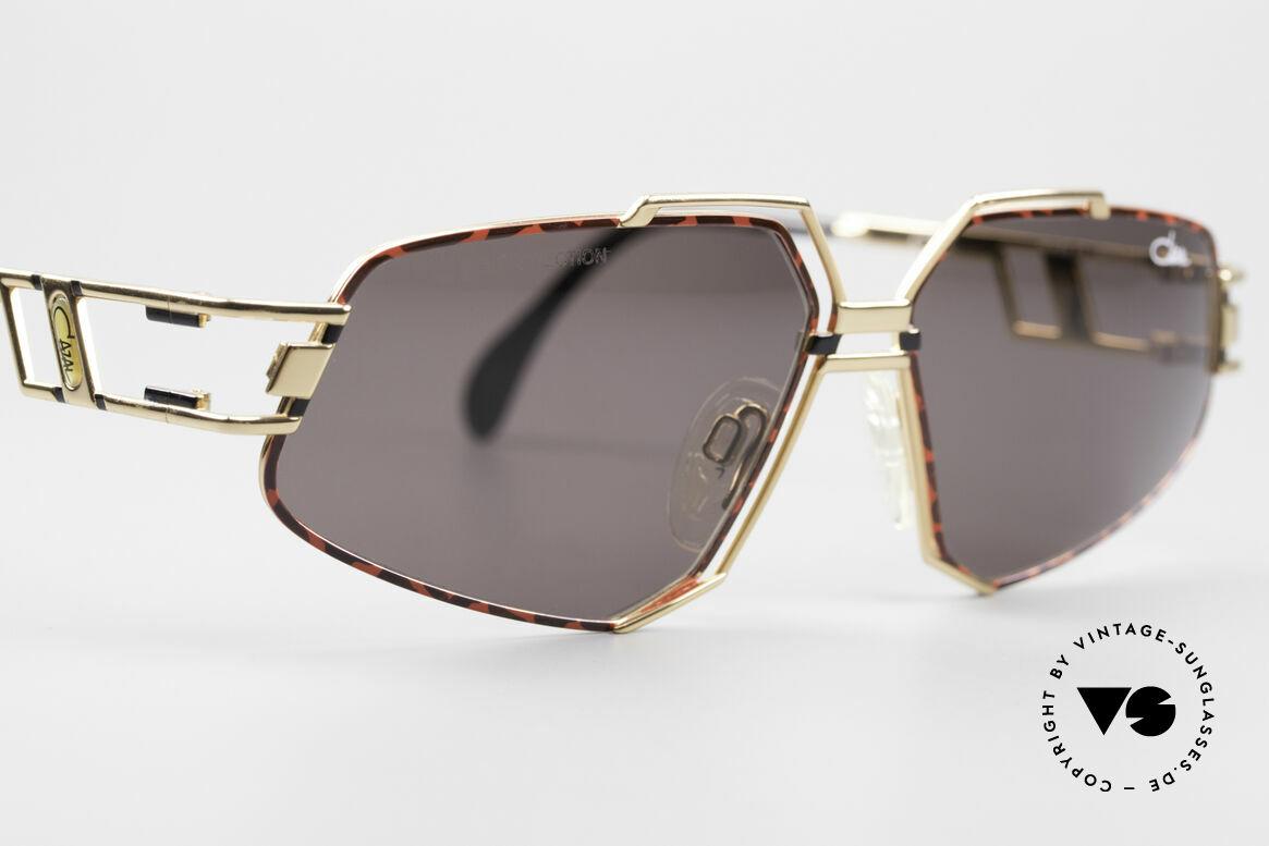 Cazal 961 Designer Vintage Sonnenbrille, top Original-Qualität noch mit 'UV-protection' Logo, Passend für Herren und Damen