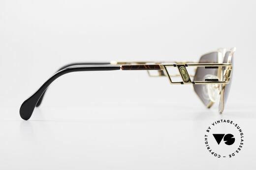 Cazal 961 Designer Vintage Sonnenbrille, ungetragen (wie all unsere 90er Cazal Designerstücke), Passend für Herren und Damen