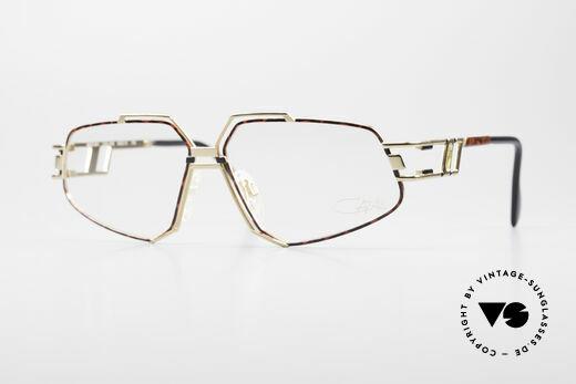 Cazal 961 Designer 90er Vintage Brille Details