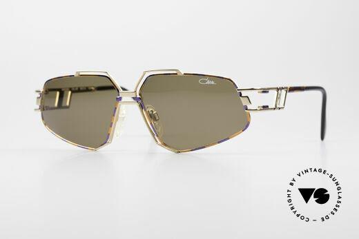 Cazal 961 Vintage Designer Sonnenbrille Details