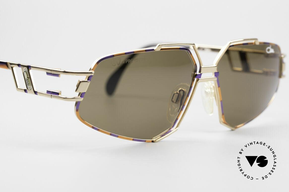 Cazal 961 Vintage Designer Sonnenbrille, ORIGINAL-Qualität (noch mit 'UV-protection' Logo), Passend für Herren und Damen