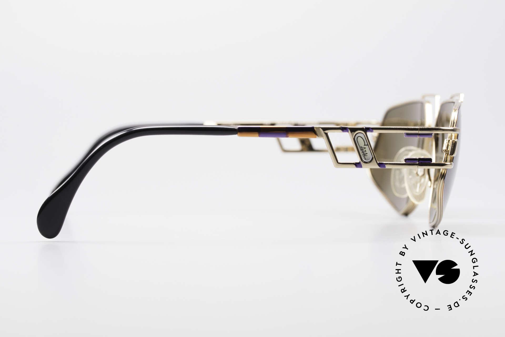 Cazal 961 Vintage Designer Sonnenbrille, ungetragen (wie alle unsere alten Designer-Brillen), Passend für Herren und Damen