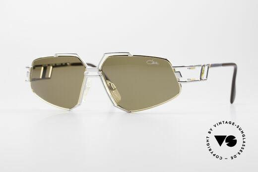 Cazal 961 Rare Designer Sonnenbrille 90er Details