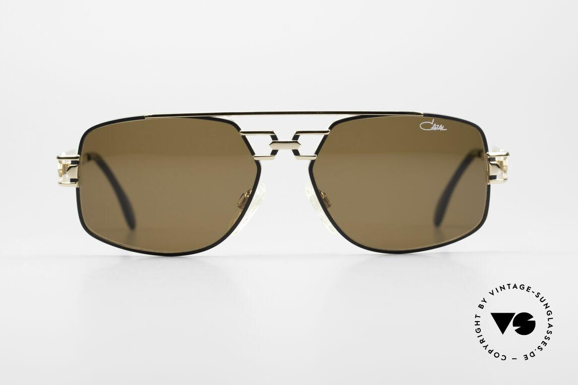 Cazal 972 Echt 90er No Retro Sonnenbrille, Top-Qualität 'made in GERMANY' (in Passau gefertigt), Passend für Herren und Damen