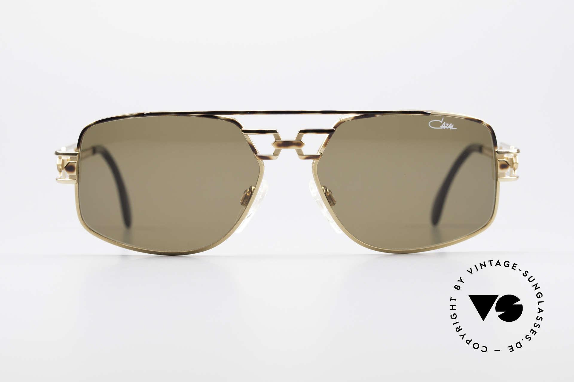 Cazal 972 Designer Sonnenbrille 90er, Top-Qualität 'made in GERMANY' (in Passau gefertigt), Passend für Herren und Damen
