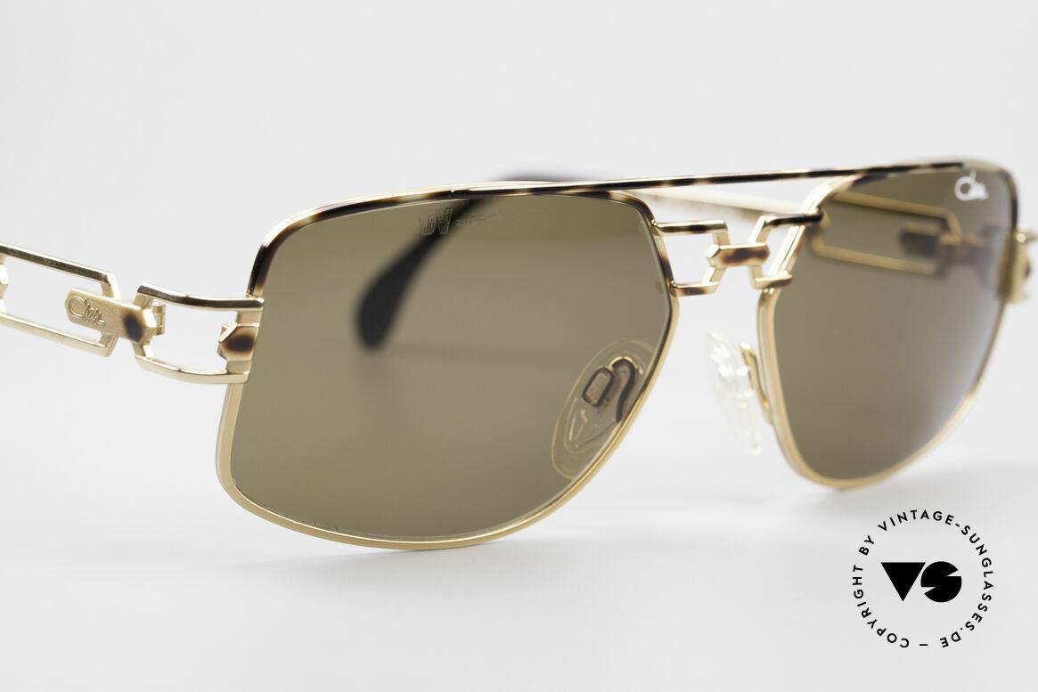 Cazal 972 Designer Sonnenbrille 90er, KEINE RETROBRILLE; ein seltenes ORIGINAL von 1997!, Passend für Herren und Damen