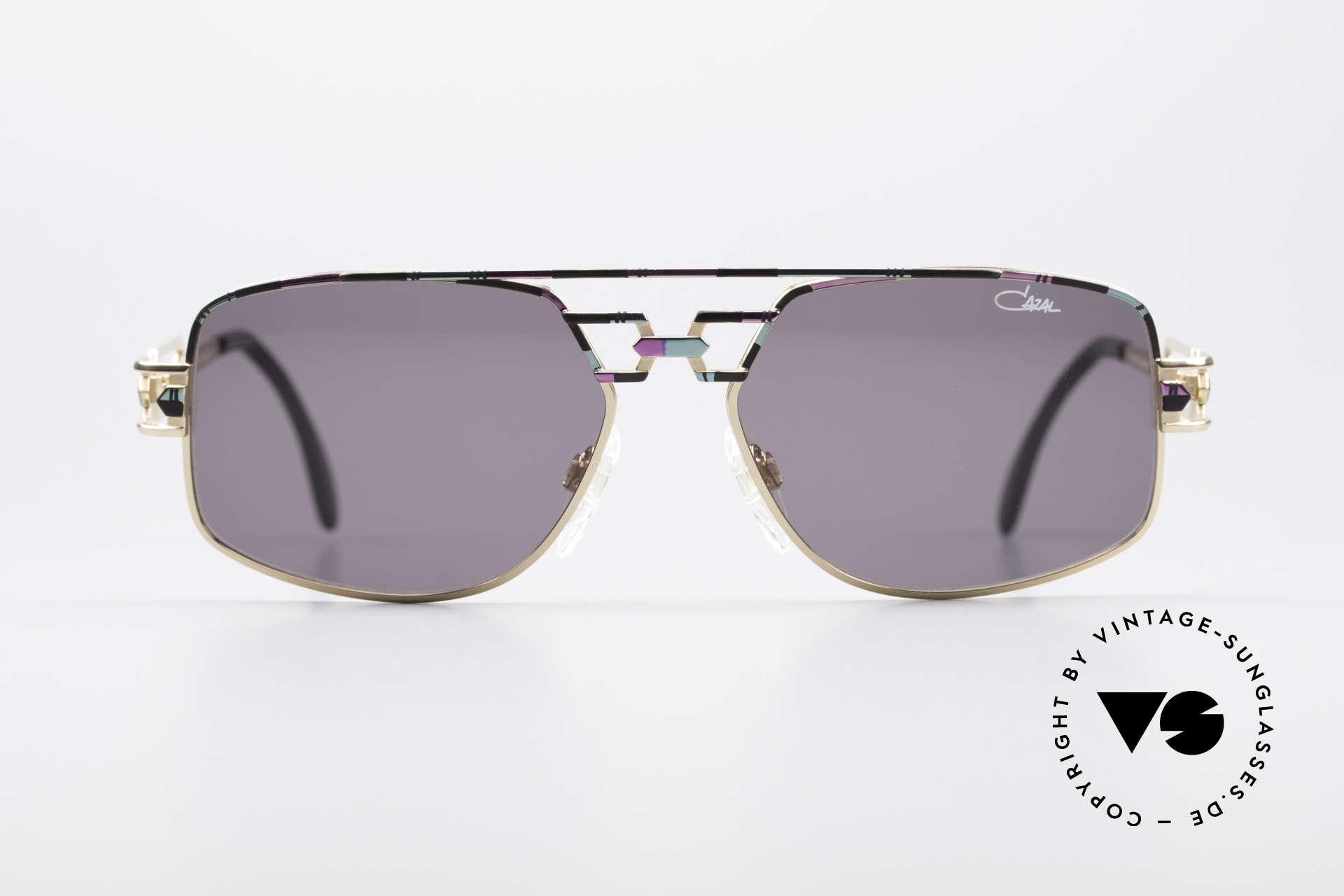Cazal 972 No Retro Brille True Vintage, TOP-Qualität 'made in GERMANY' (in Passau gefertigt), Passend für Herren und Damen