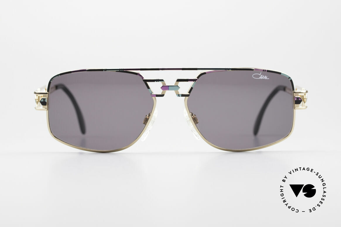 Cazal 972 No Retro Brille True Vintage, TOP-Qualität 'made in GERMANY' (in Passau gefertigt), Passend für Herren und Damen