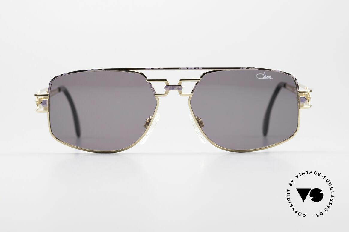 Cazal 972 True Vintage Brille No Retro, TOP-Qualität 'made in GERMANY' (in Passau gefertigt), Passend für Herren und Damen