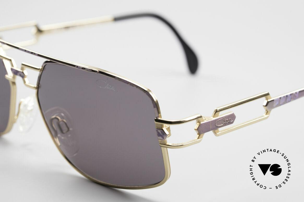 Cazal 972 True Vintage Brille No Retro, ungetragen (wie alle unsere vintage Cazal 90er Modelle), Passend für Herren und Damen