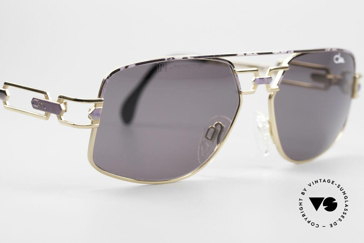Cazal 972 True Vintage Brille No Retro, KEINE RETROBRILLE; ein seltenes ORIGINAL von 1997!, Passend für Herren und Damen