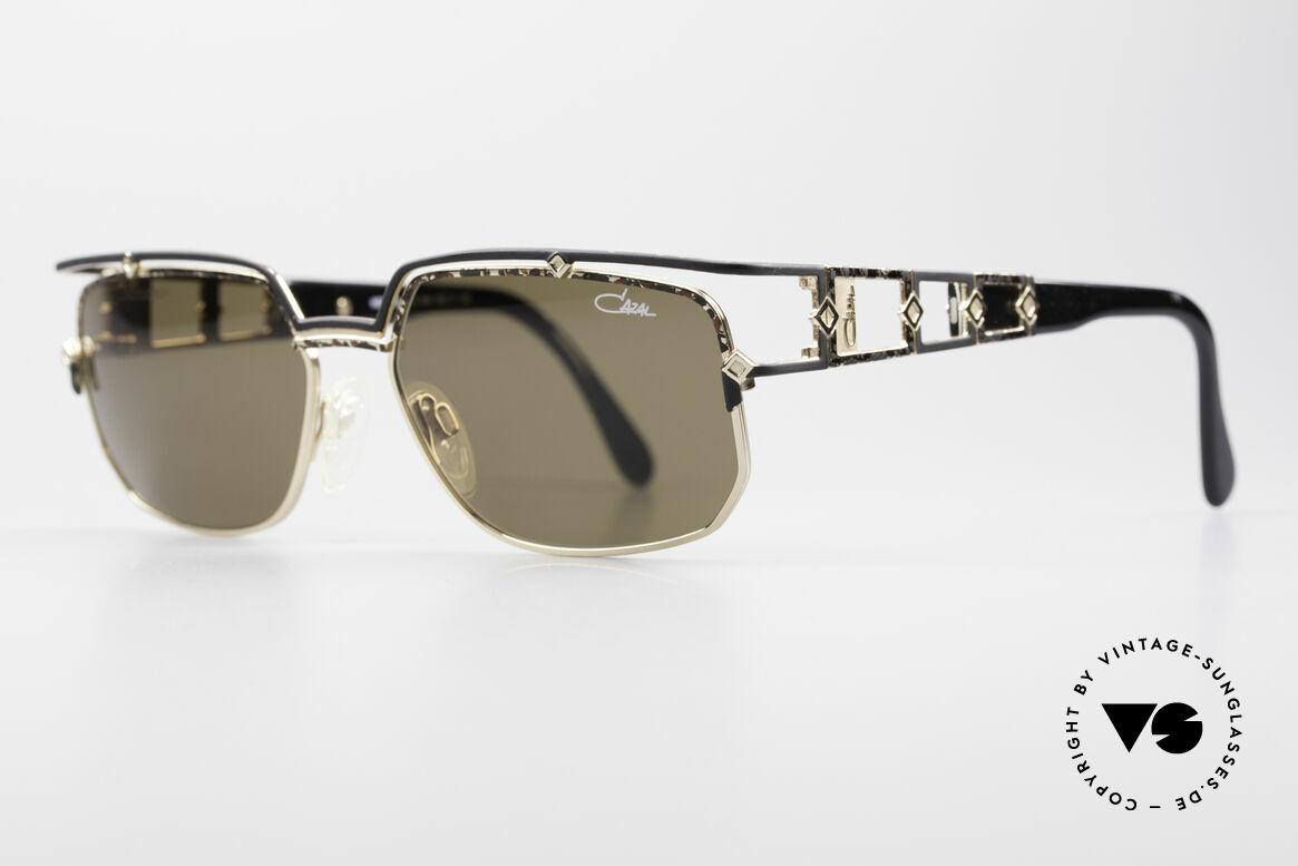 Cazal 979 Vintage Sonnenbrille Damen, Top-Qualität 'made in GERMANY' aus dem Jahre 1997, Passend für Damen