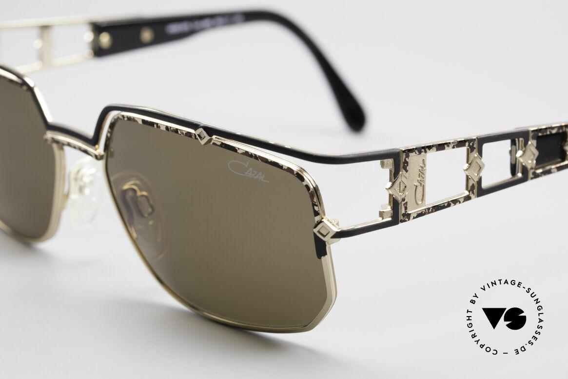 Cazal 979 Vintage Sonnenbrille Damen, heutzutage nur noch sehr selten zu finden; RARITÄT!, Passend für Damen