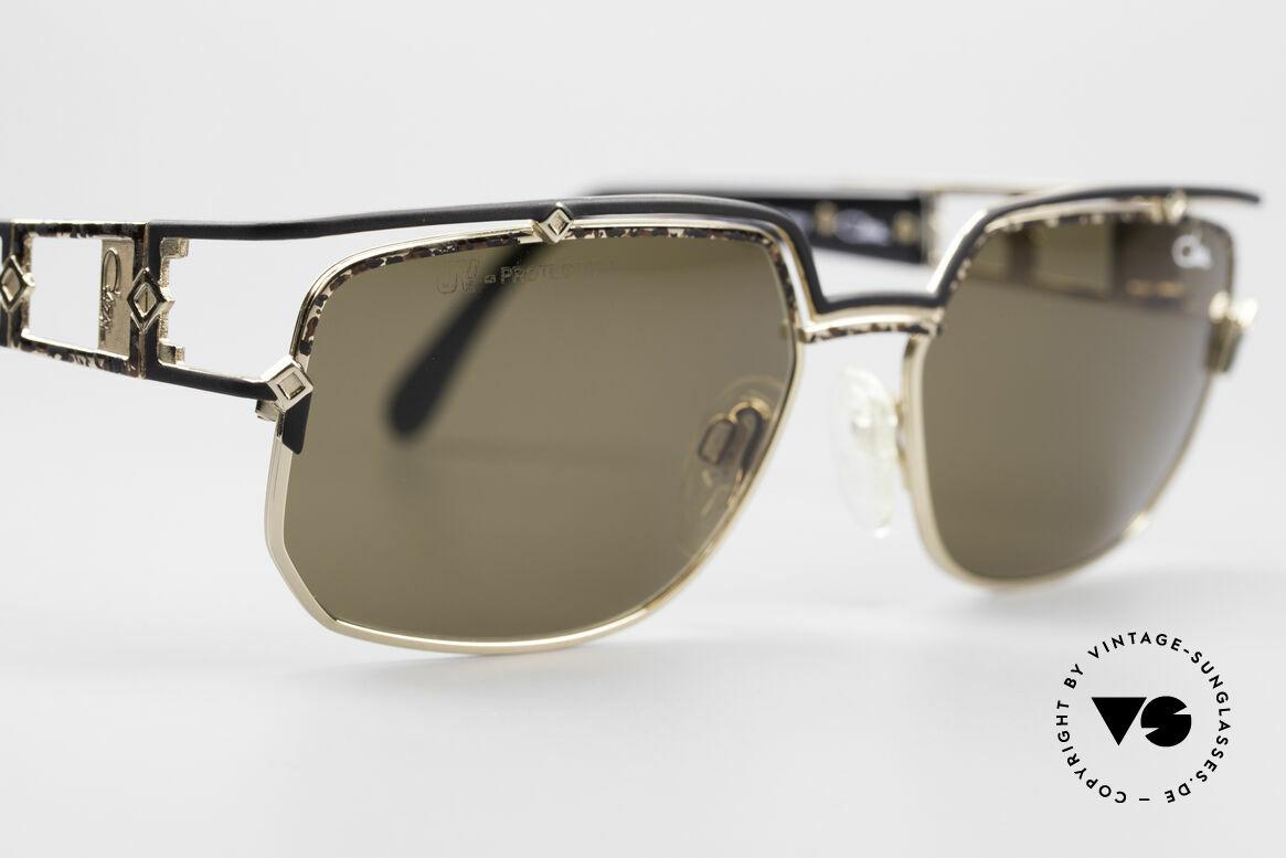 Cazal 979 Vintage Sonnenbrille Damen, ungetragen (wie alle unsere 90er Cazal vintage Brillen), Passend für Damen
