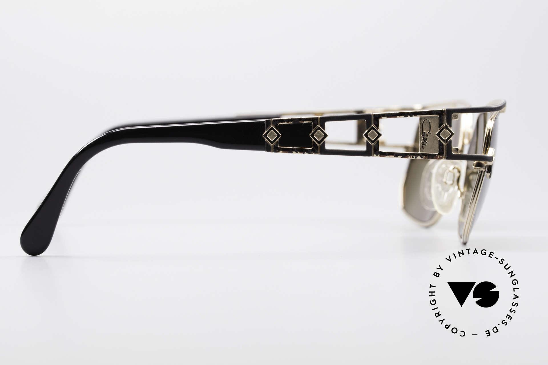 Cazal 979 Vintage Sonnenbrille Damen, KEINE RETRO BRILLE, sondern ein vintage ORIGINAL, Passend für Damen
