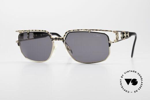 Cazal 979 Vintage Damen Sonnenbrille Details