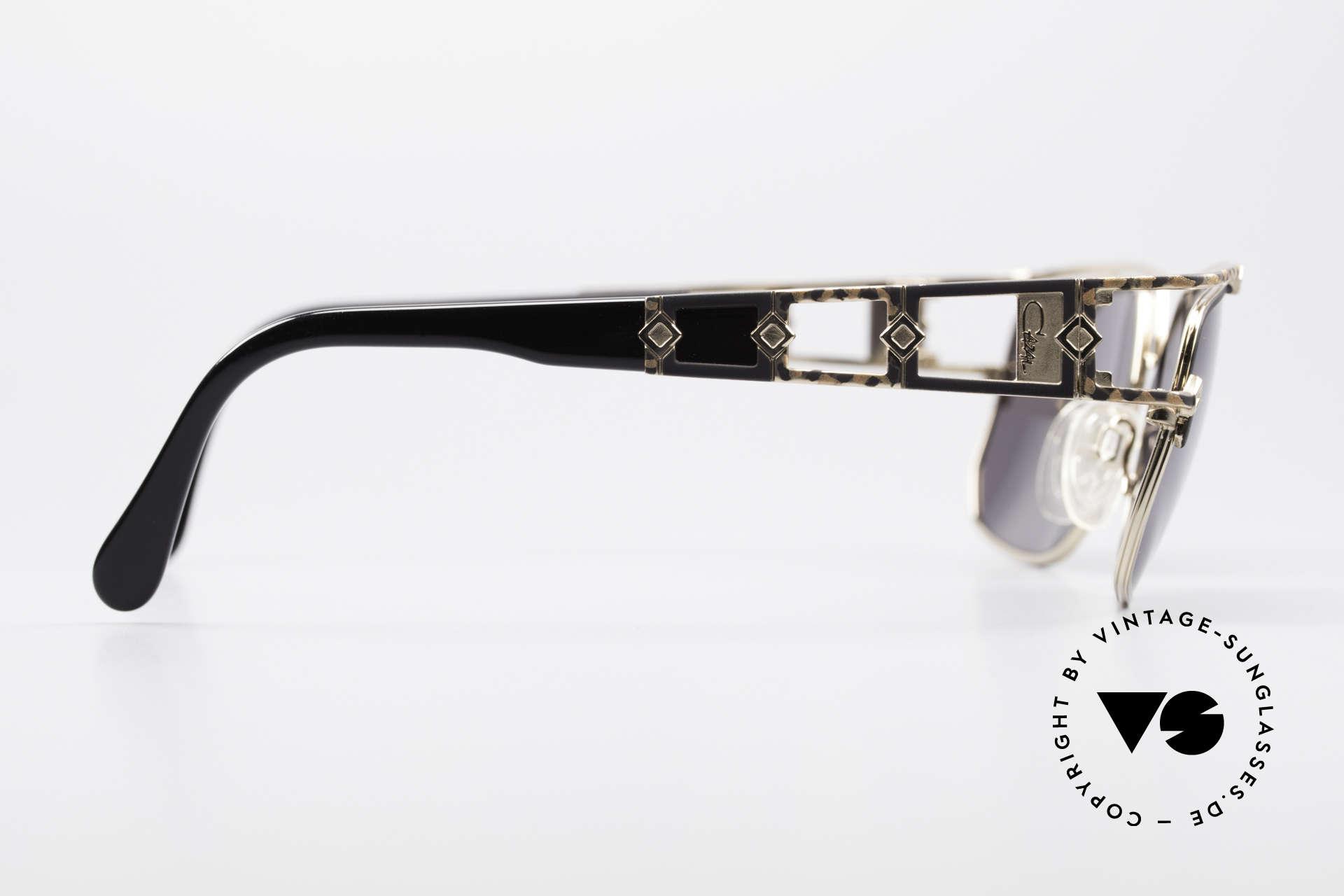 Cazal 979 Vintage Damen Sonnenbrille, KEINE RETRO BRILLE, sondern ein vintage ORIGINAL, Passend für Damen