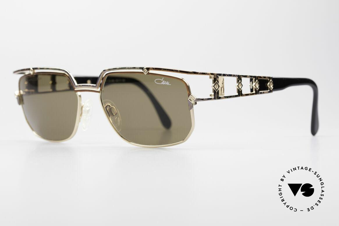 Cazal 979 Damen Sonnenbrille Vintage, Top-Qualität 'made in GERMANY' aus dem Jahre 1997, Passend für Damen