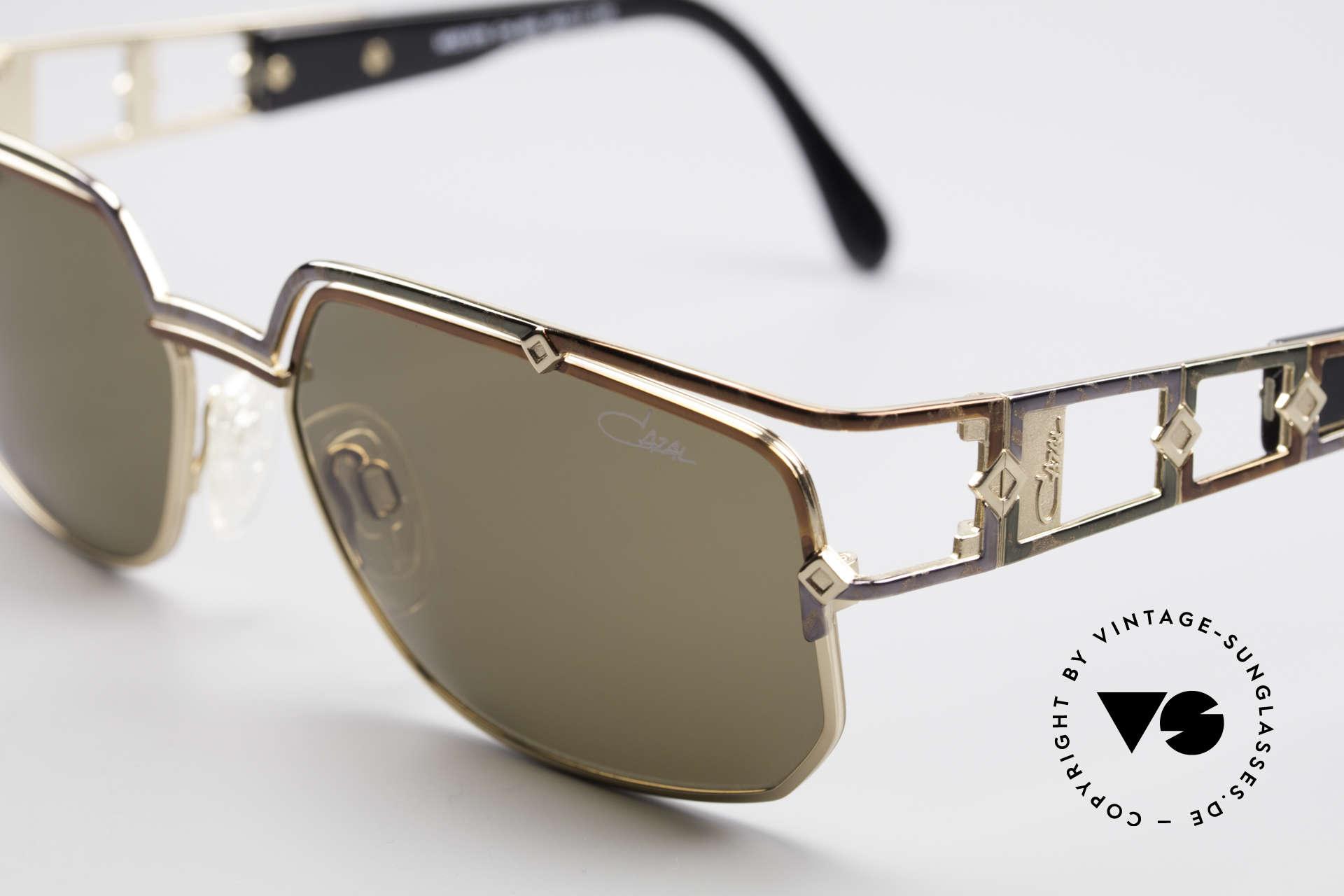 Cazal 979 Damen Sonnenbrille Vintage, heutzutage nur noch sehr selten zu finden; RARITÄT, Passend für Damen