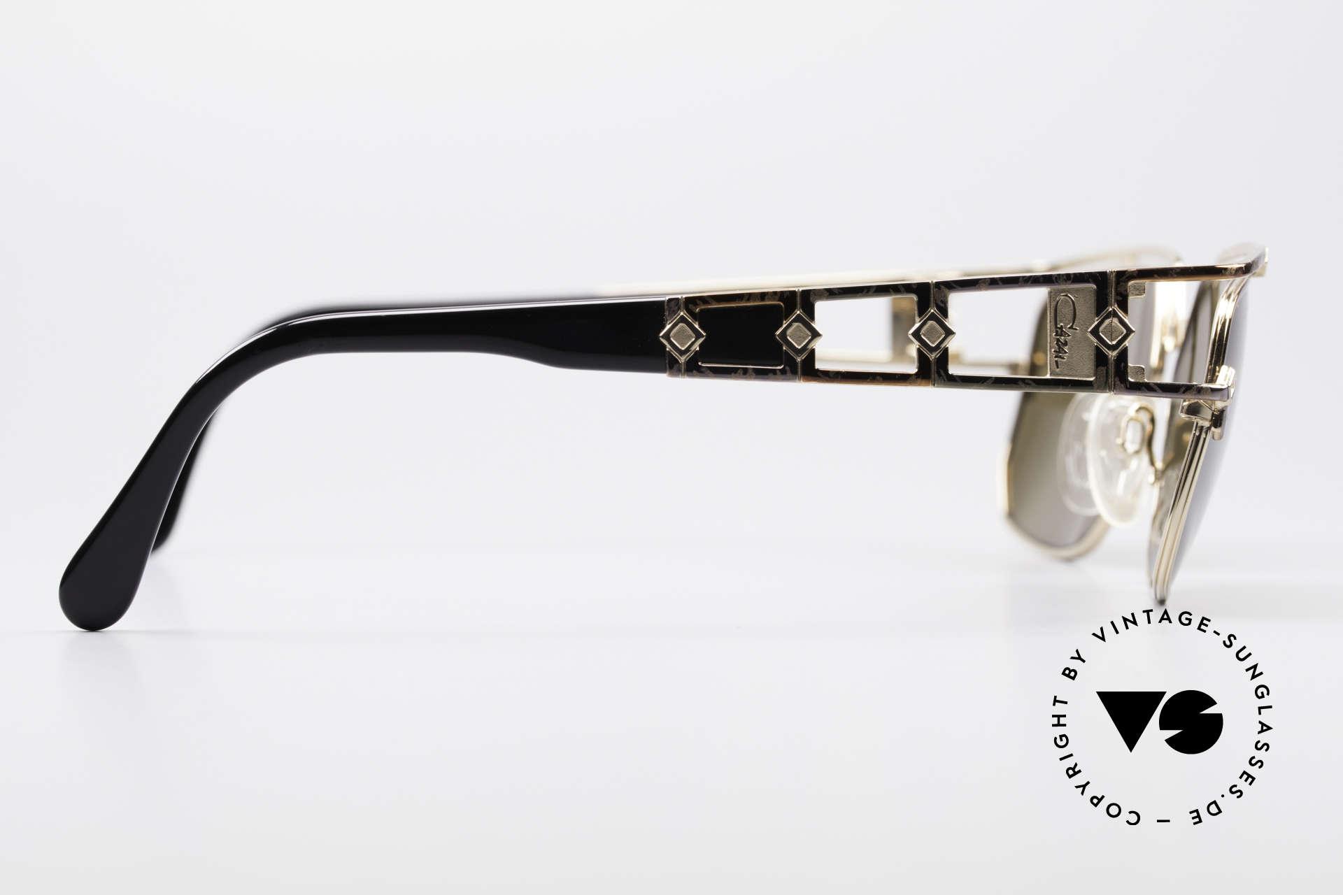 Cazal 979 Damen Sonnenbrille Vintage, KEINE RETRO BRILLE, sondern ein vintage ORIGINAL, Passend für Damen