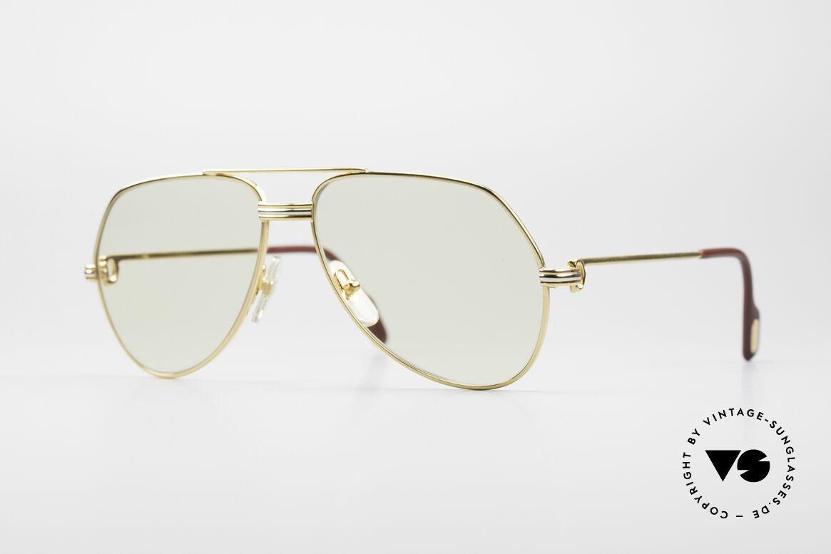 Cartier Vendome LC - S Mit Zeiss Automatik Gläsern