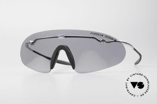 Porsche 5692 F09 Vintage Faltsonnenbrille Details