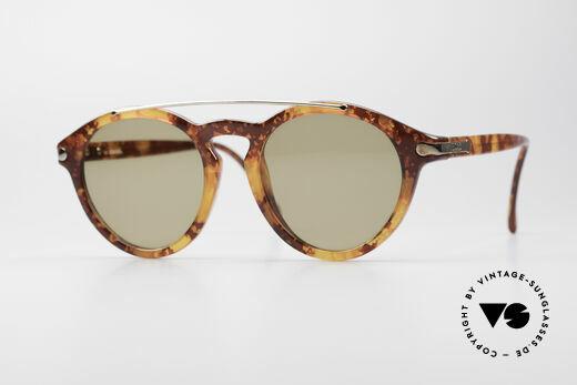 BOSS 5163 Grosse Panto Sonnenbrille Details