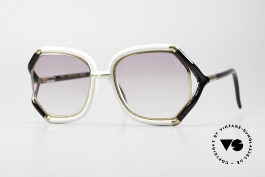 Ted Lapidus B02 70er Designer Sonnenbrille Details